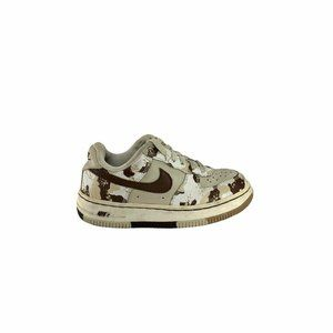 Nike Air Force 1 Low Camo Toddler Boys Size 10.5